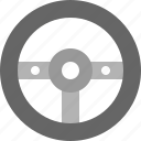 car, game, steering, transportation, vehicle, wheel icon