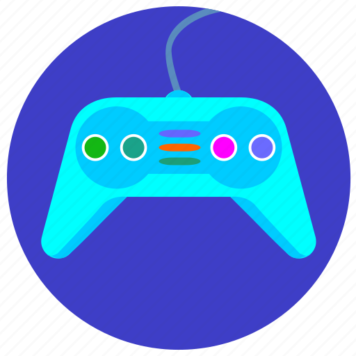 control, design, game, joystick, modern, play icon