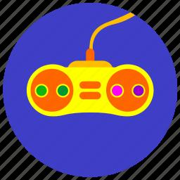 control, game, joystick, kid, play icon