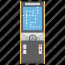 bingo, casino game, jackpot, progressive slot, slot machine icon