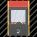 arcade game, electronic game, gaming machine, jackpot game, video game icon