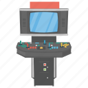 casino game, playtech game, slot machine, technical game, video game icon