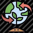earth, ecologic, green, sustainability, sustainable, wind, world