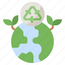 earth, ecology, environment, gestures, hands, planet, sustainability icon