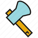 ax, axe, cleaver icon