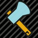 ax, axe, cleaver