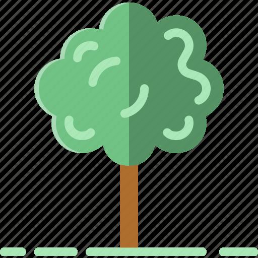 flower, garden, plant, soil, tree icon