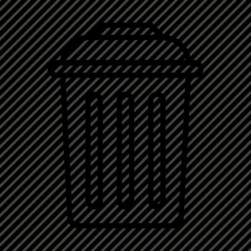 Bin, farming, flower, garden, gardening, nature, recycling icon - Download on Iconfinder