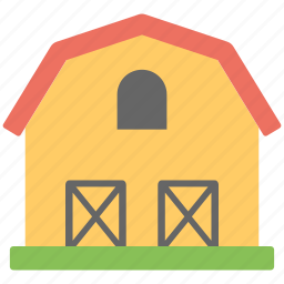 shelter, single story, small hut, wooden hut, wooden shelter icon