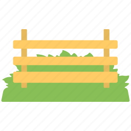 bench, bench flat icon, flat icon, garden grass, wooden bench icon