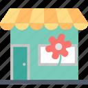 flower, shop, florist, gardener, gardening, shopping, store