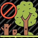 gardening, tree, removal