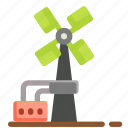 eco, ecology, garden, nature, windmill