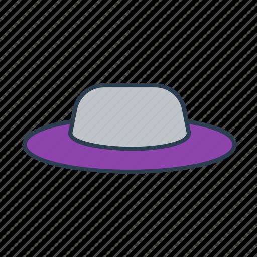 cap, clothing, gardening, hat, wear icon