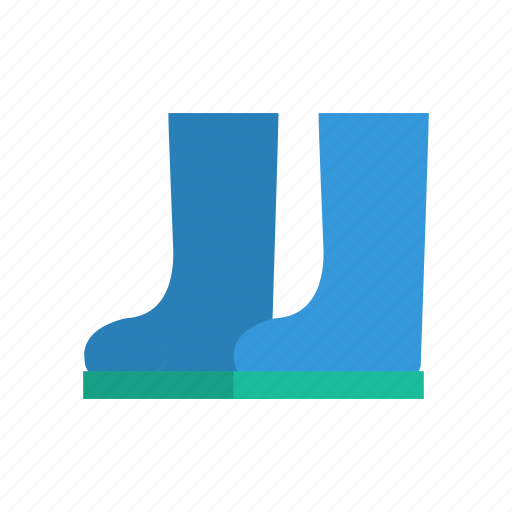 boots, fashion, footwear, gardening, shoes, winter icon