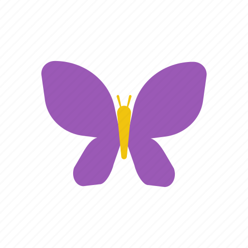 butterfly, fly, gardening, insect, nature, wings icon