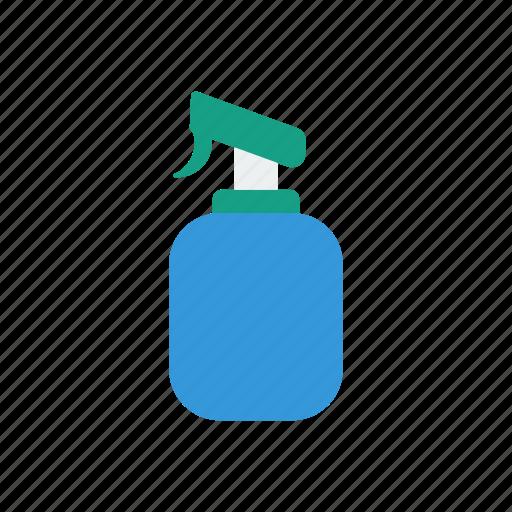 gardening, scent, spray, water icon