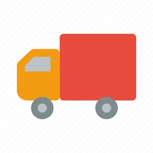 delivery, gardening, shipping, transport, transportation, truck, vehicle icon