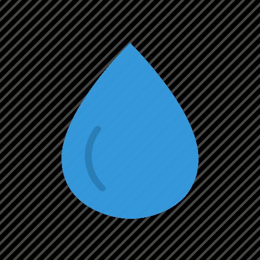 drop, gardening, rain, sea, water, water drop, water droplet icon