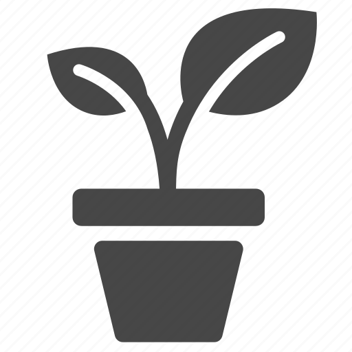 cultivation, garden, gardening, plant, planter, pot, tree icon