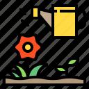 can, farming, garden, gardening, watering