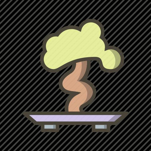 Bonsai, plant, tree icon - Download on Iconfinder