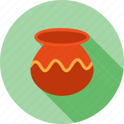blossom, decoration, garden, nature, plant, pot, spring icon