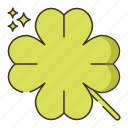 clover, lucky, nature, plant