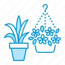 flower, gardening, plant, pot icon