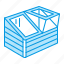 cold, frame, gardening, greenhouse icon
