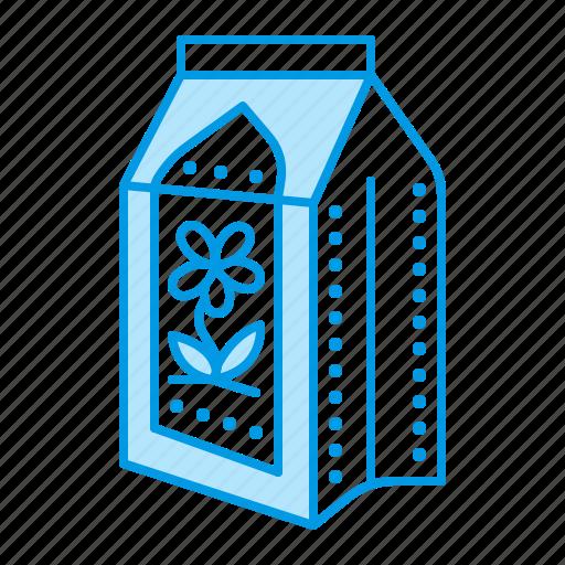 fertilizer, gardening, organic, seeds icon
