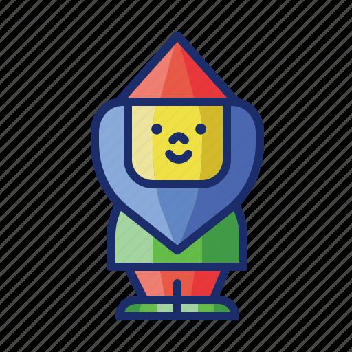 Dwarf, garden, gardening, gnome icon - Download on Iconfinder