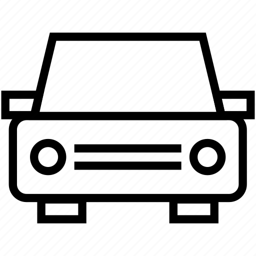 auto, automobile, car, city, delivery, family, taxi, traffic, transport, transportation, travel, yellow icon