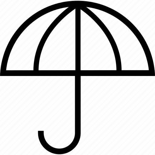 forecast, insurance, protect, protection, rain, safe, security, storm, umbrella, weather, wet icon