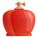 filling, house, cylinder, gas, computer icon