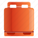 house, cylinder, propane, energy, 2, equipment icon