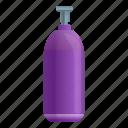house, steel, tank, gas, 3, equipment, bottle icon