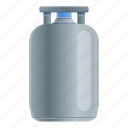 house, cylinder, gas, butane, business icon