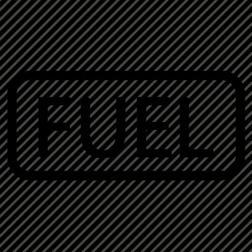 filling station, gas station, gasoline station icon