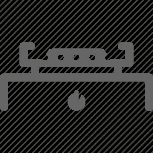 fuel, gas, kitchen, stove, utensil icon