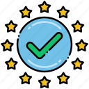 compliance, gdpr, protection, security icon