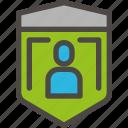 eu, gdpr, protect, secure, security icon, shield, shield icon icon
