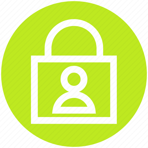 Block, lock, protection, secure, security, user icon - Download on Iconfinder