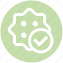 accept, botton, compliance, eu, gdpr icon