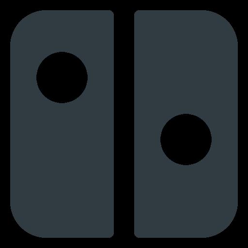 game, logo, nintendo, switch, video icon