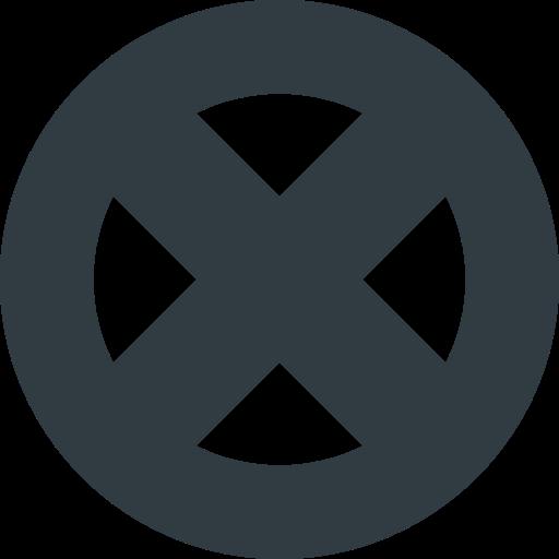 logo, marvel, men, movie, x icon