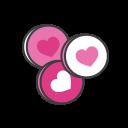 fav, heart, favourite, love, bange, like icon