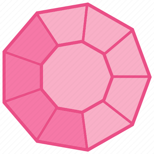 Accesory, crystal, gem, jewel, jewelry, shapes icon - Download on Iconfinder