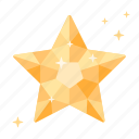 amber, convenience, crystal, diamond, emerald, excellence, star