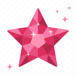 favorite, garnet, moscow, ruby, russia, star, victory icon